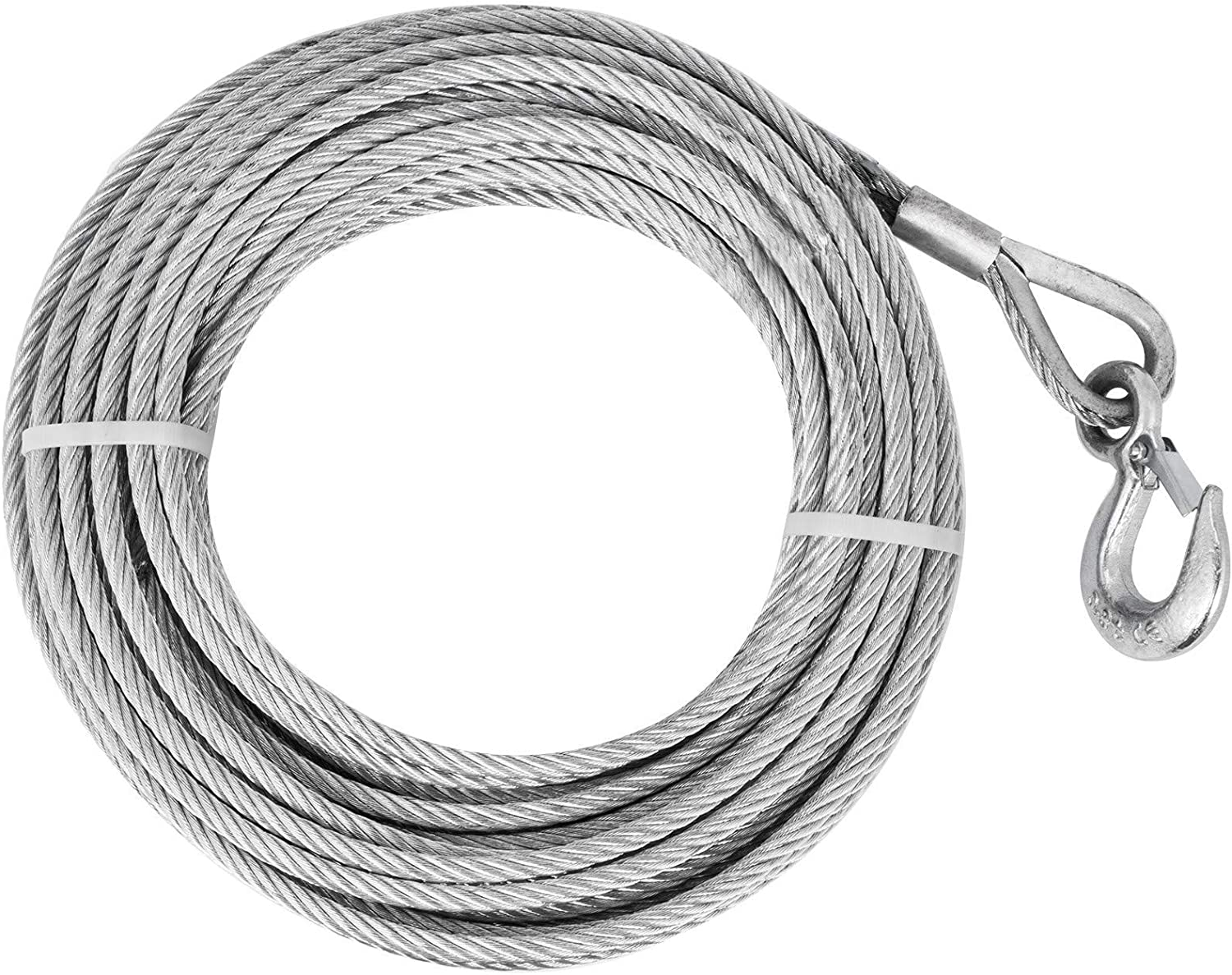 Winches Manual Winches VEVOR Wire Rope Puller1.6T/3500lbs Capacity ...