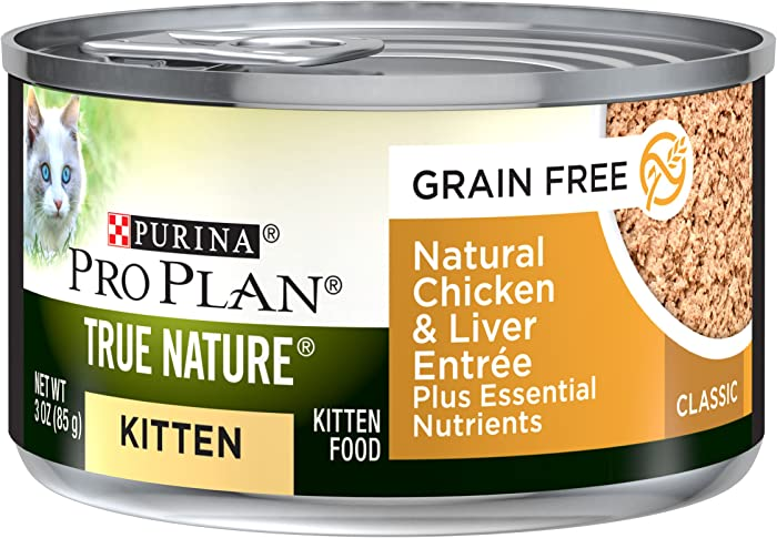 Top 9 Proplan True Nature Turkey Cat