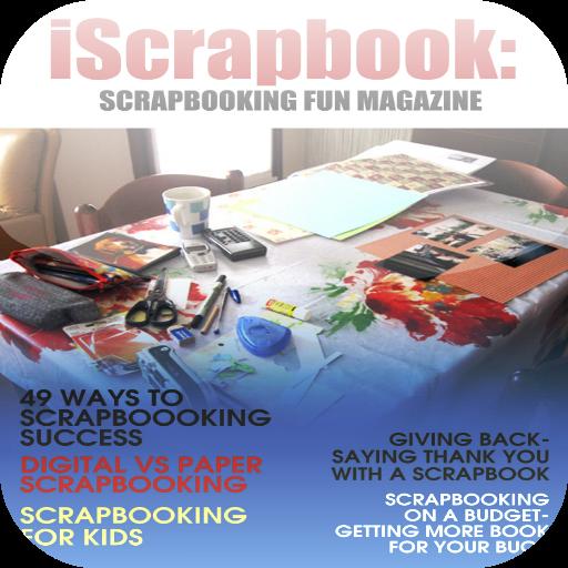 iScrapbook: Scrapbooking Enthusiast -