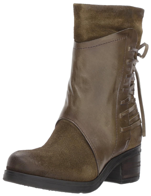 Miz Mooz Women's Sakinah Fashion Boot B06XP5P3WC 38 M EU (7.5 US)|Army