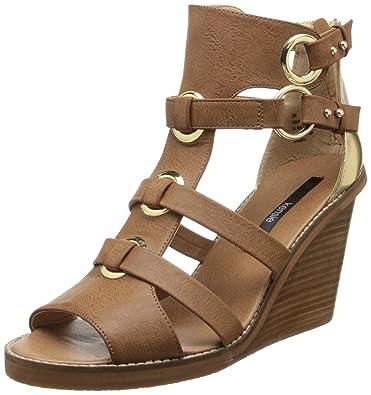 kensie Frauen Loafers Schwarz Groesse 6 US/37 EU AG87iXe
