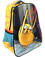 Childrens Cartoon Network Adventure Time Jake the Dog School Backpack