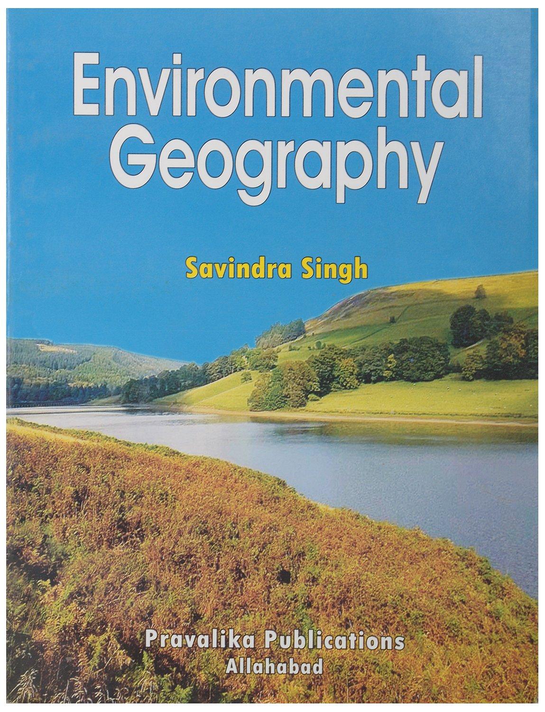 Physical Geography By Savinder Singh Ebook