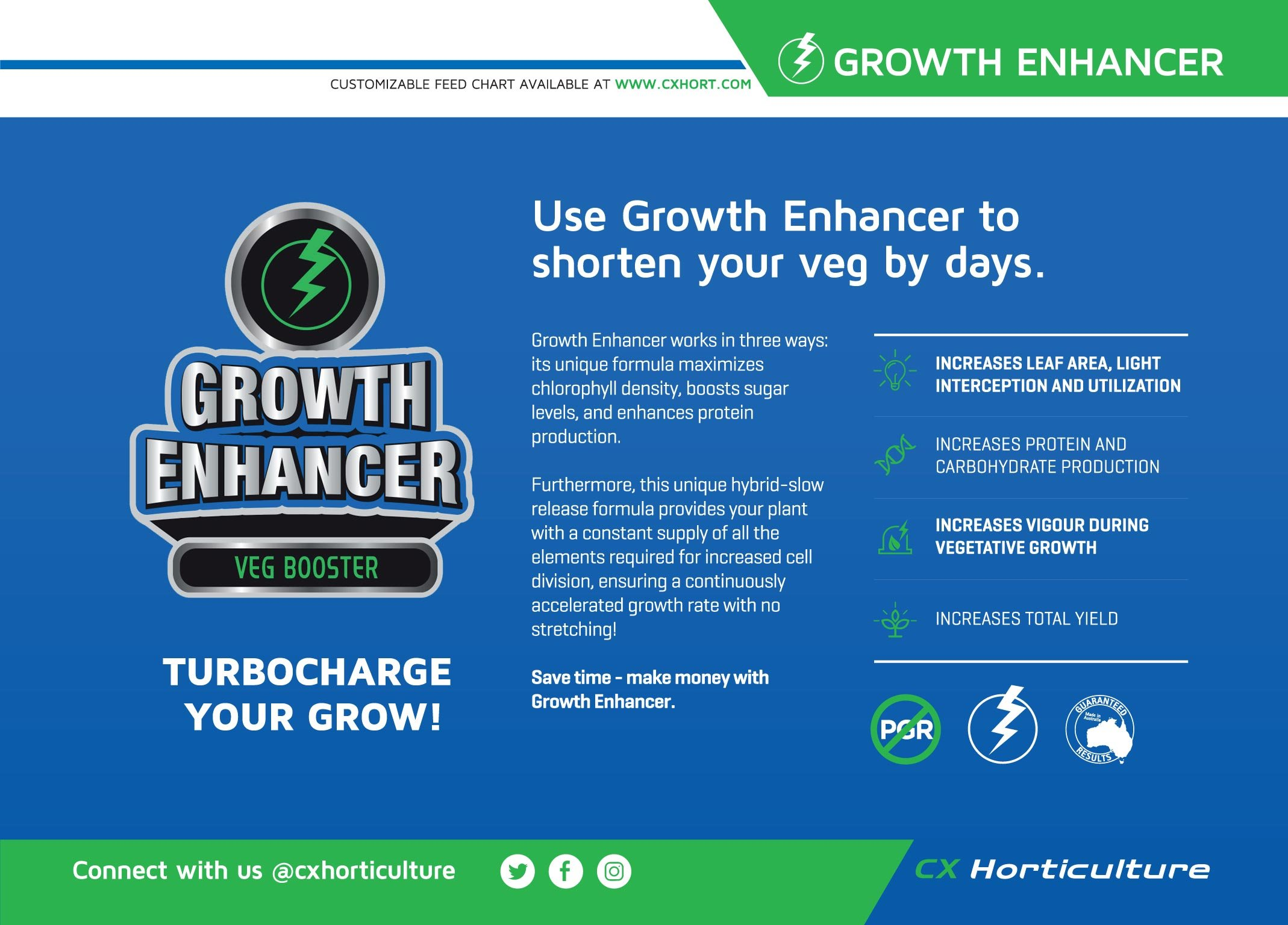 Growth Enhancer (1 Liter)