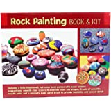 Rock Painting Book and Kit