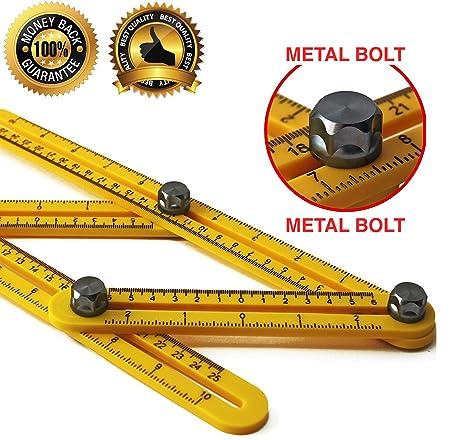 IMPROVED ☆NEW METAL BOLT☆ | UK/EU Spec | Angleizer Template Tool -