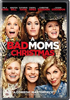 Bad Moms Christmas Putlockers.Amazon Com Bad Moms Party Like A Mother 2 Pack Mila Kunis