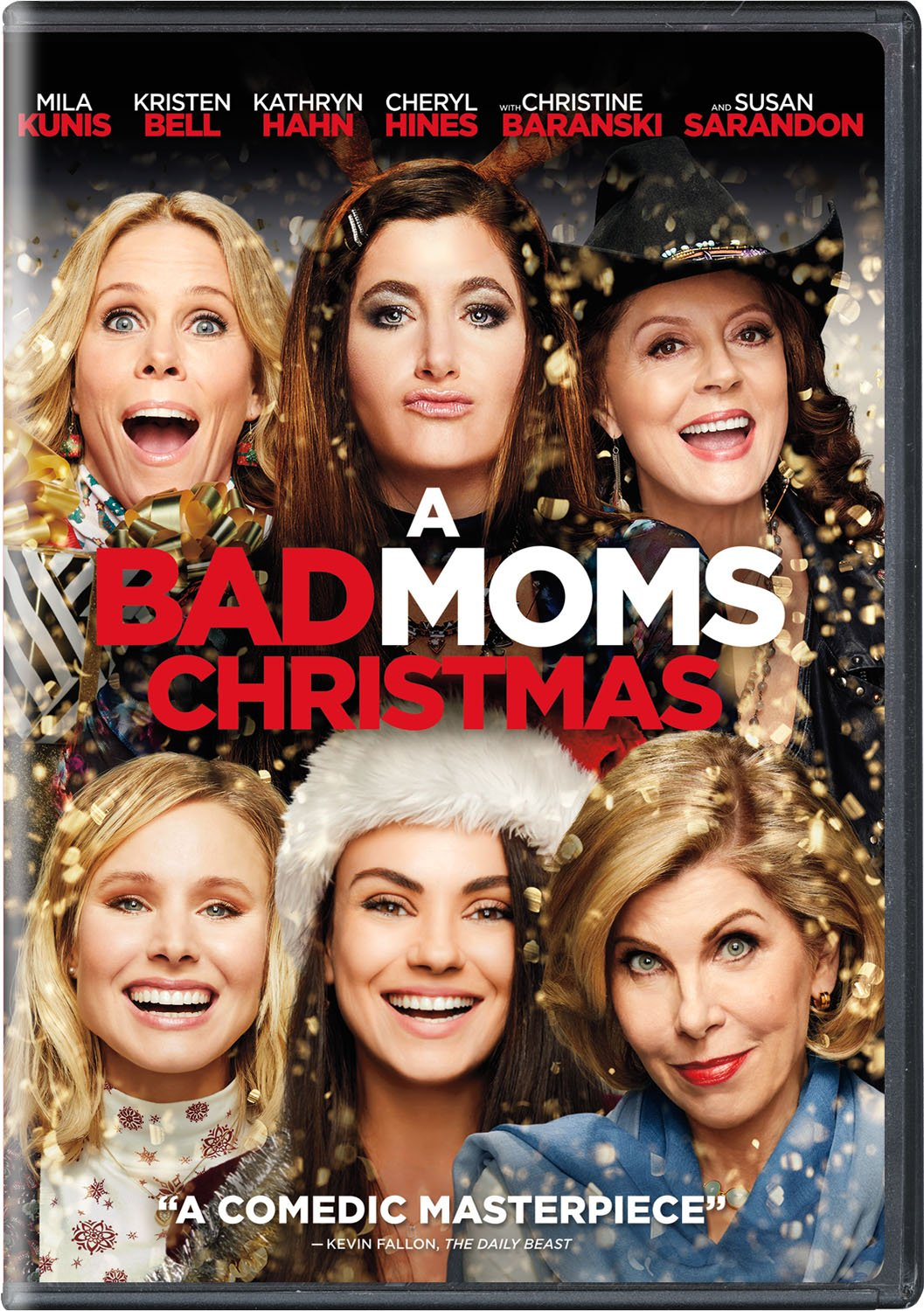 Amazon.com: A Bad Moms Christmas: Mila Kunis, Kristen Bell, Kathryn ...