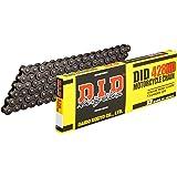 D.I.D(大同工業)バイク用チェーン クリップジョイント付属 428H(D)-120RB STEEL(スチール) 強化チェーン 二輪 オートバイ用