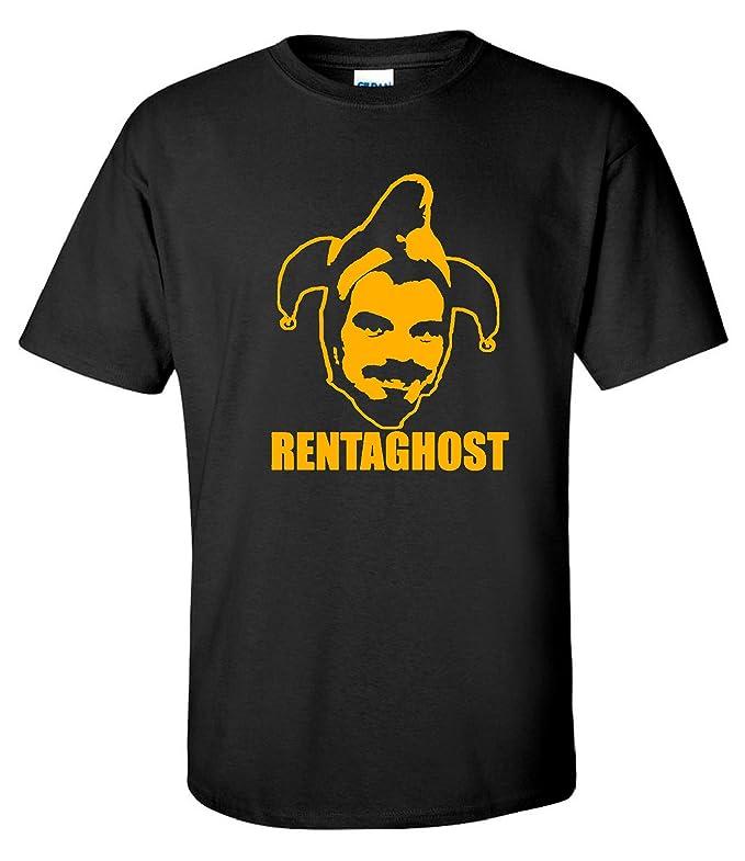 Rentaghost Mr Claypole Jester T-shirt for Men