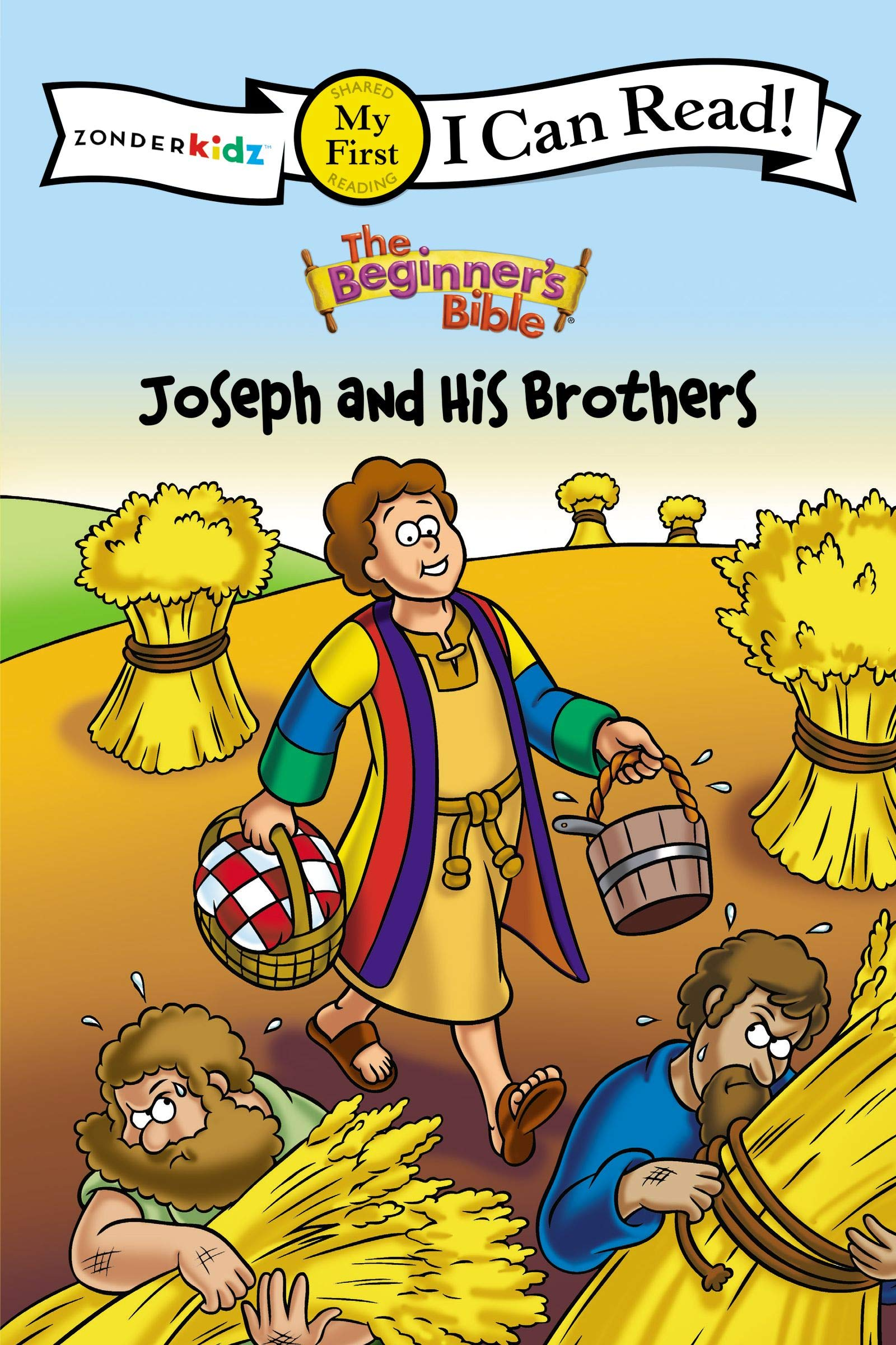 - Amazon.com: The Beginner's Bible Joseph And His Brothers: My First