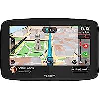 TomTom GO 620 Pkw-Navi (6 Zoll, mit Freisprechen, Siri und Google Now, Updates über Wi-Fi, Lebenslang Traffic via Smartphone und Weltkarten, Smartphone-Benachrichtigungen, kapazitivem Display)