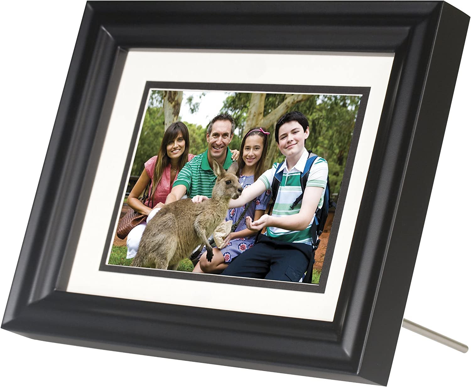 HP 7-Inch Digital Photo Frame-Black