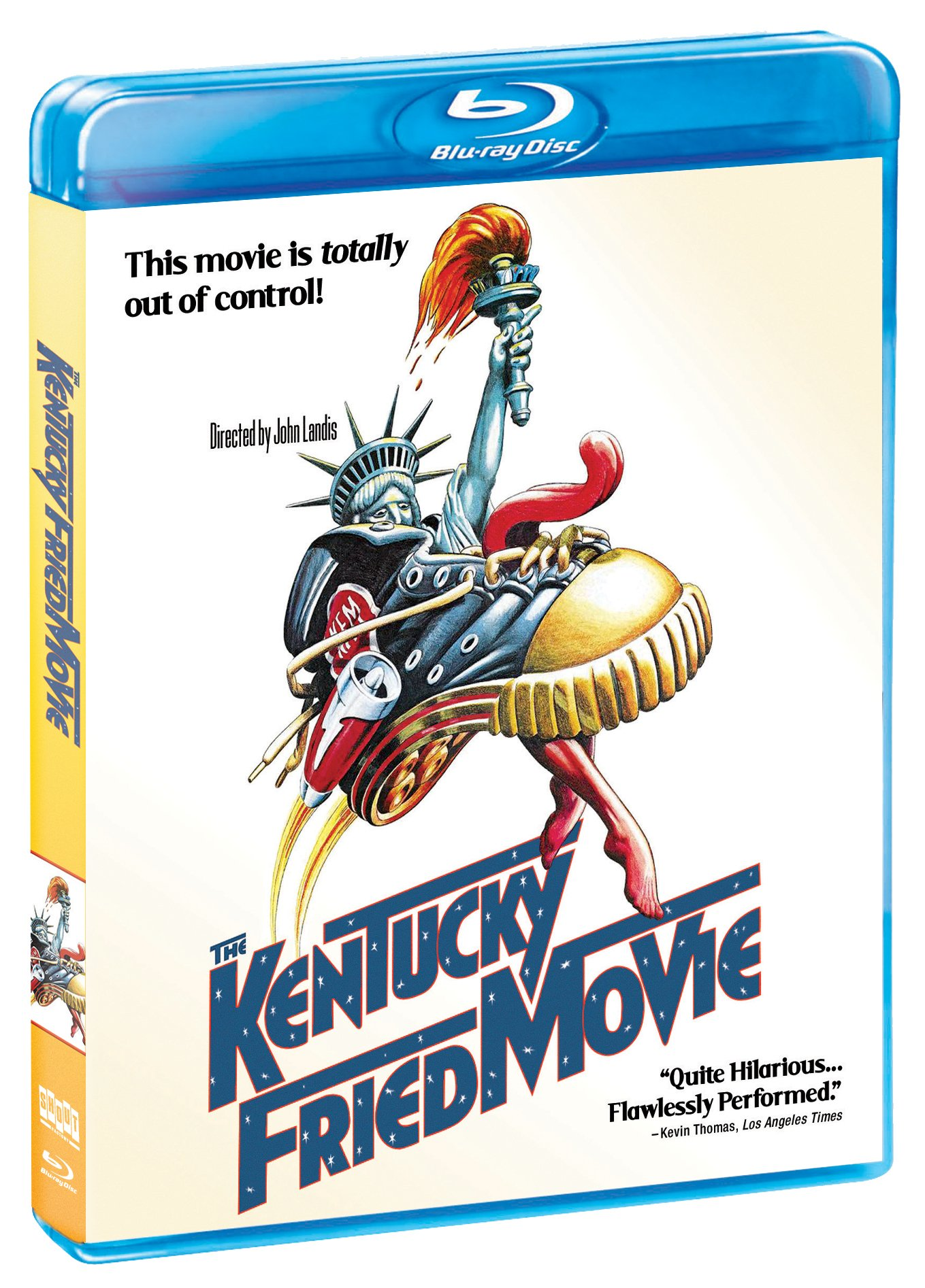 Blu-ray : The Kentucky Fried Movie (Special Edition, Widescreen)