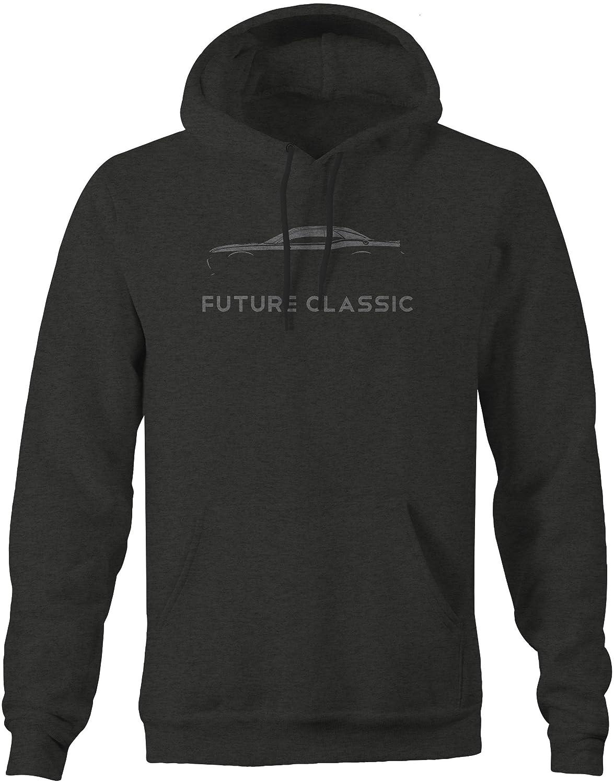 Lifestyle Graphix Future Classic American Modern Muscle Car Hellcat Sweatshirt