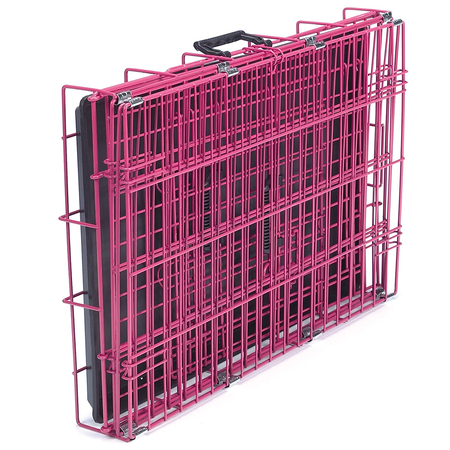 purple dog crate - amazoncom proselect crate appeal fashion color dog crates for