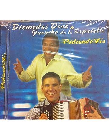 CD VALLENATO DIOMEDES DIAZ & GUANCHO DE LA ESPRIELLA PIDIENDO VIA
