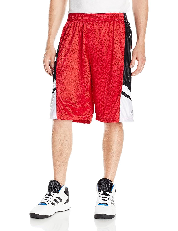 Southpole Mens Standard Basic Basketball Mesh Shorts