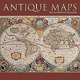 Antique Maps Wall Calendar, by Calendar Ink