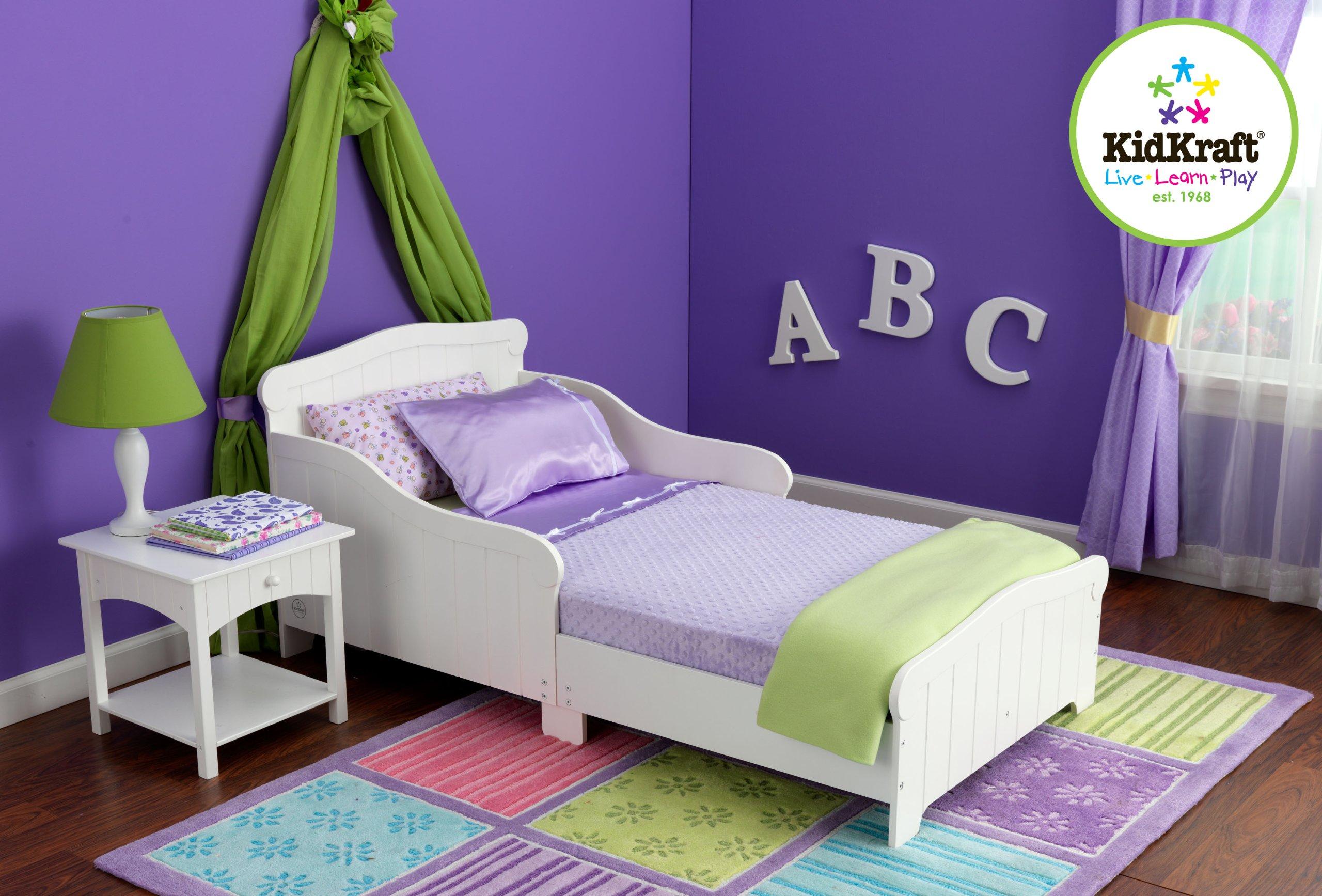 Nantucket Toddler Bed by KidKraft