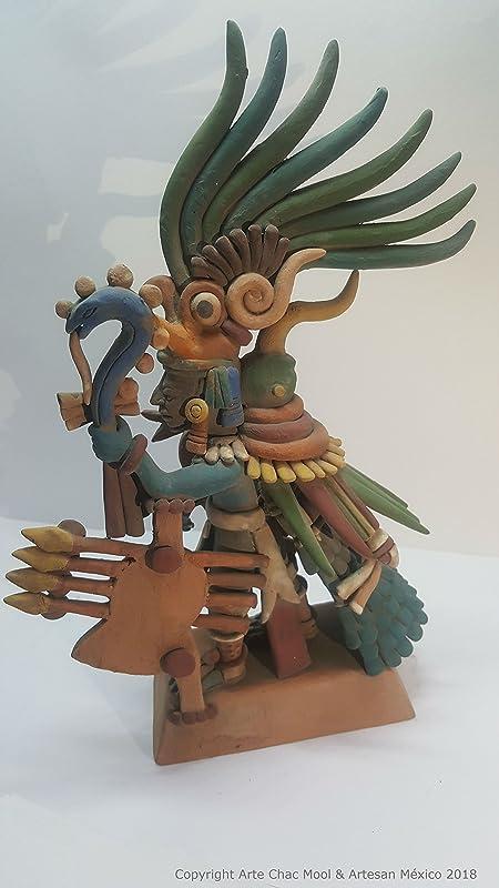 Quetzalcoatl Azteca (Códice): Amazon.es: Handmade