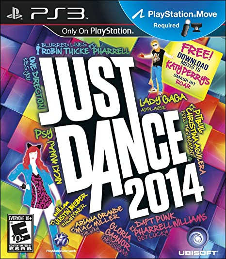 Ubisoft Just Dance 2014 - Juego (PlayStation 3, Danza, Ubisoft ...