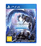Monster Hunter Iceborne PlayStation 4
