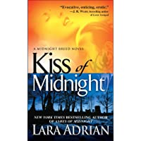 Kiss of Midnight: A Midnight Breed Novel