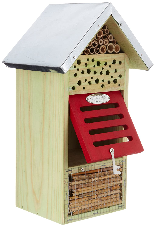 Esschert Design Wood Insect Hotel WA12