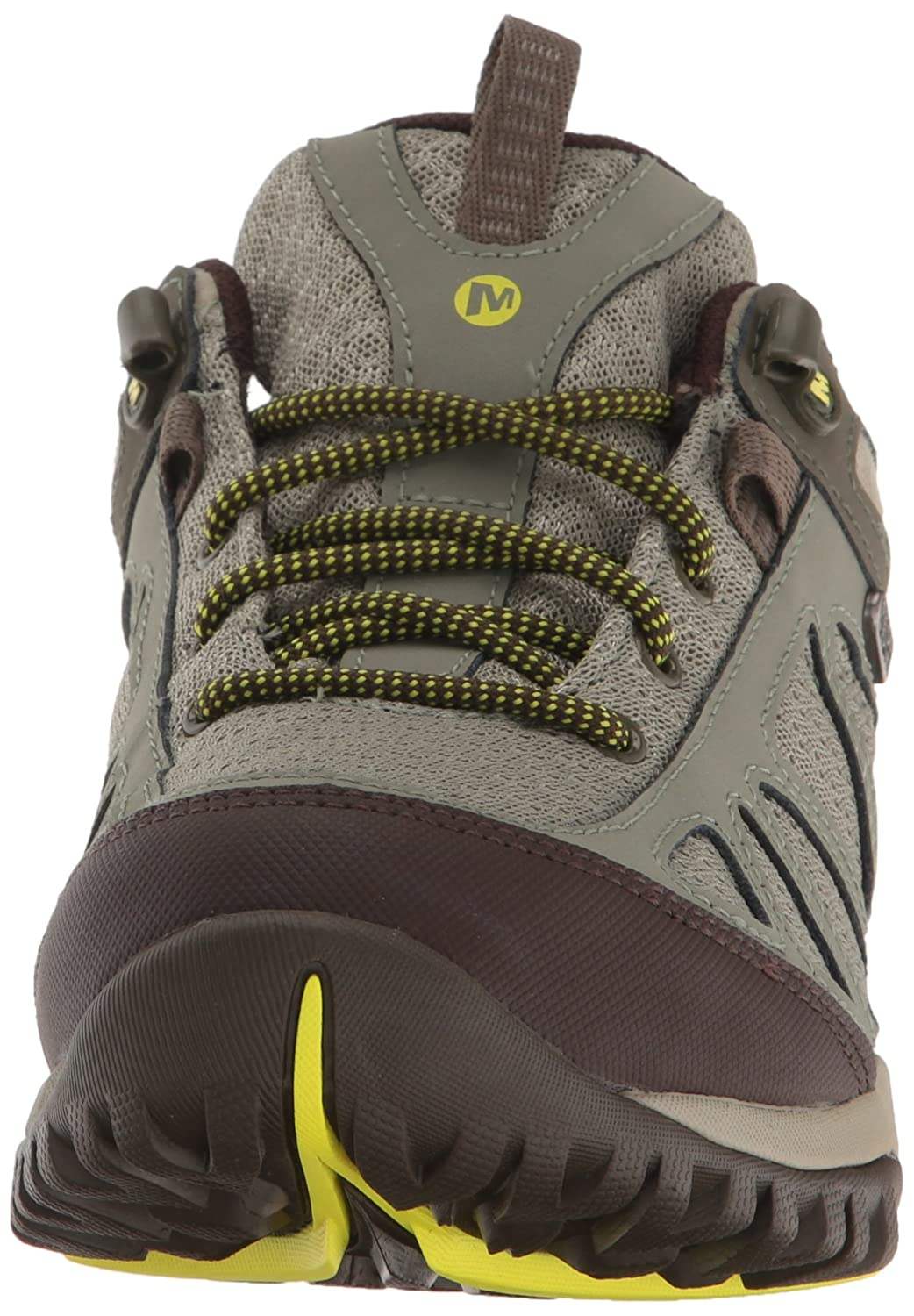 Merrell B01HFR7M10 Women's Siren Sport Q2 Waterproof Hiking Shoe B01HFR7M10 Merrell 8 B(M) US|Dusty Olive 783473