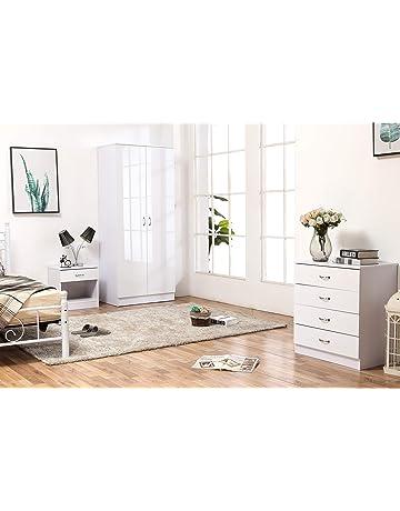 Amazon Co Uk Bedroom Wardrobe Sets Home Kitchen