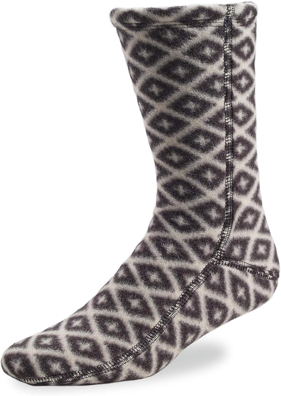 Acorn Unisex Versafit Fleece Sock, Warm, Breathable and Moisture Wicking, Mid-Calf Length