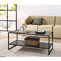 Deals on Zinus Troy Modern Studio Collection Deluxe Rectangular Table