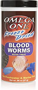 Omega One Freeze-Dried Fish Food