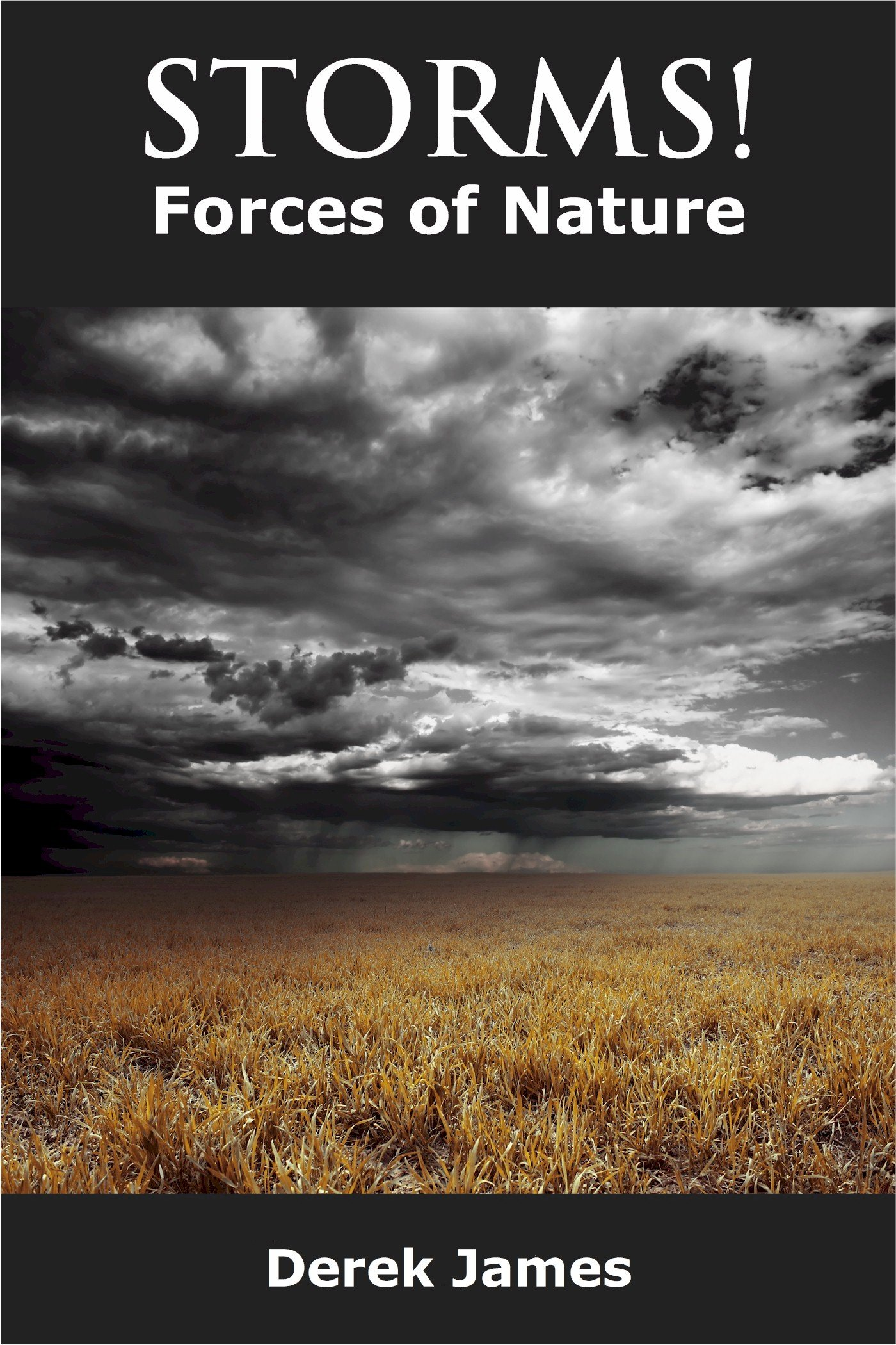 Storms! Forces of Nature (Helping Kids Learn about the Weather Book 1) (English Edition)