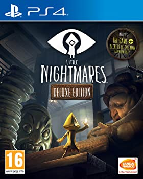 Little Nightmares Deluxe [PS4]