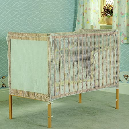Amazon.com : COT BED CAT NET, includes complimentary pack of 12 vie squeeze & stick insect patches : Baby