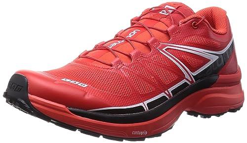 dab7c465e88b Salomon Unisex Adults  S-lab Wings Trail Running Shoes  Amazon.co.uk ...