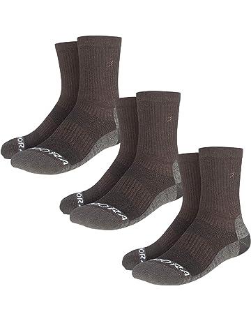 19aadff6fd Rymora Merino Wool Walking Hiking Socks for Men & Women (Temperature  Controlled Merino Wool for