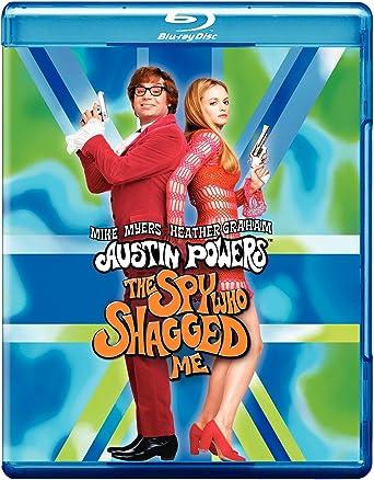 Austin Powers The Spy Who Shagged Me Blu Ray 1999 Us Import Amazon Co Uk Dvd Blu Ray