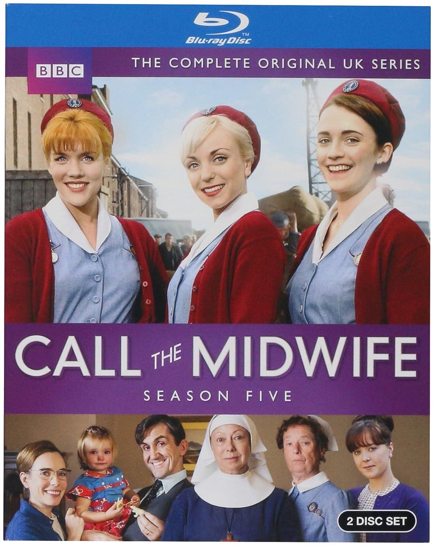 Call The Midwife Season 5 Christmas Special.Call The Midwife Season 5 Blu Ray Import Amazon Co Uk