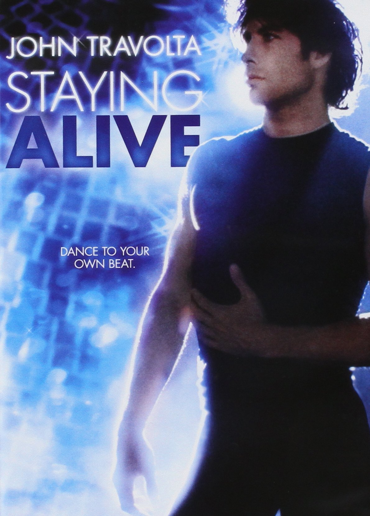 DVD : Brad Wilder - Staying Alive (Widescreen, Dolby, AC-3, , Dubbed)