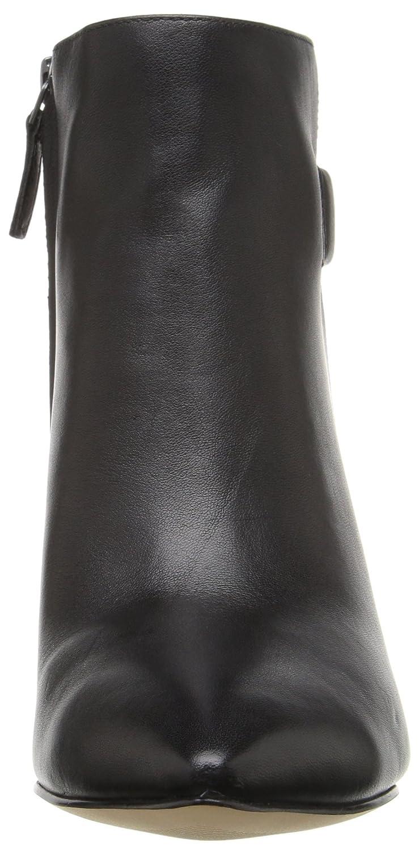 Nine West Women's Jaison Leather Ankle Bootie B01EXXKE2S 8.5 B(M) US|Black
