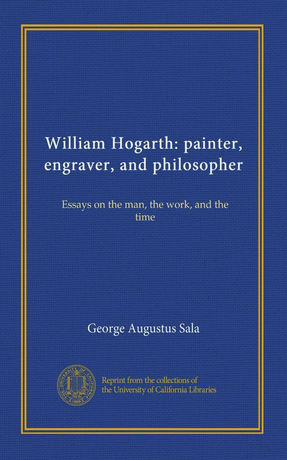 essays on william hogarth