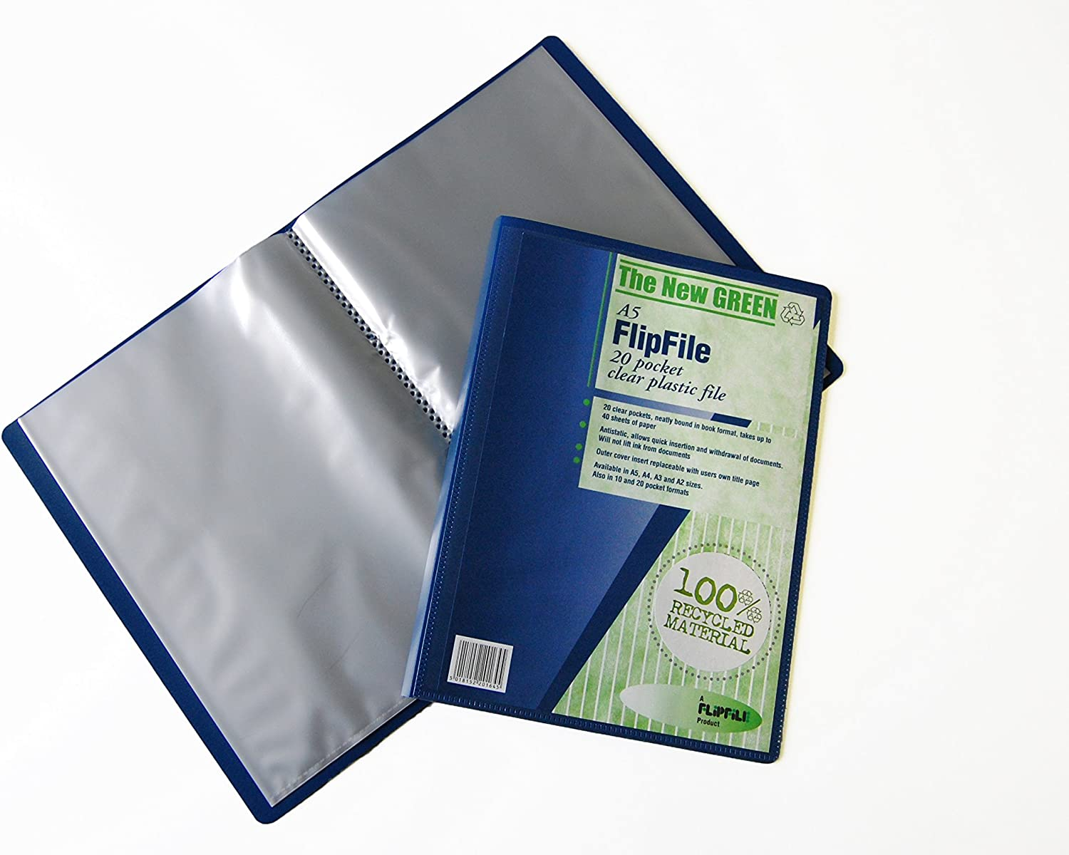 Flipfile A3 Display Book 20 Pockets