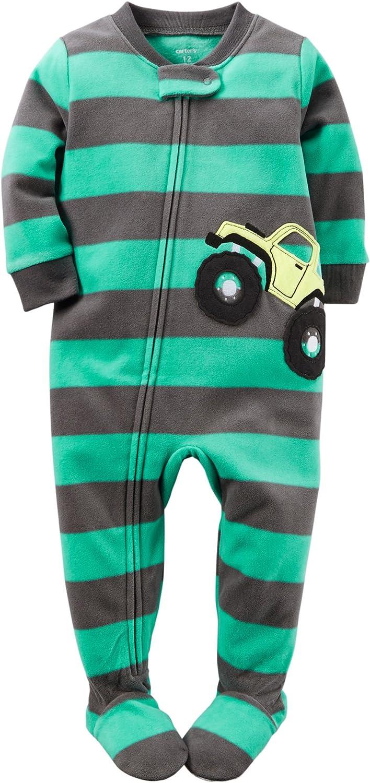 【残りわずか】 カーターの赤ちゃんの男の子1 pcフリース327 g107 pcフリース327 18 B01HQR079I Months Turquoise Truck g107 B01HQR079I, オオエチョウ:26e8dcb0 --- turtleskin-eu.access.secure-ssl-servers.info