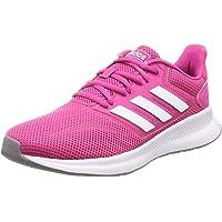adidas Runfalcon Gri BEYAZ Kadın Koşu Ayakkabısı