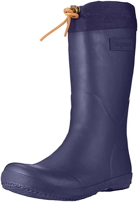 wholesale dealer 82a82 b4caa Bisgaard Unisex-Kinder Winter Thermo Gummistiefel