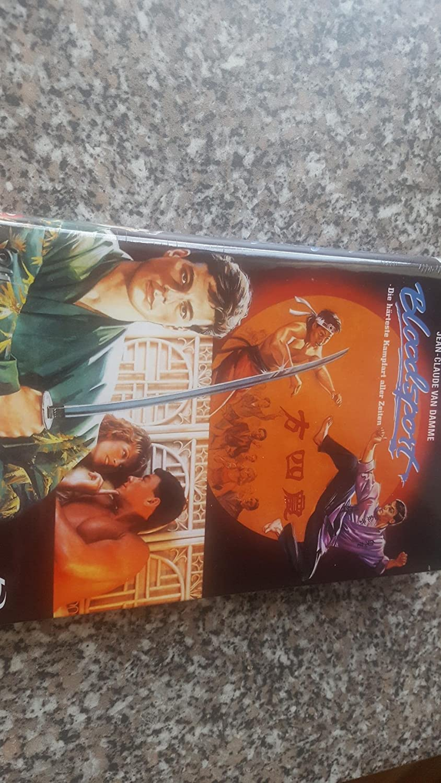 Bloodsport [Alemania] [Blu-ray]: Amazon.es: Philip Chan, Roy ...