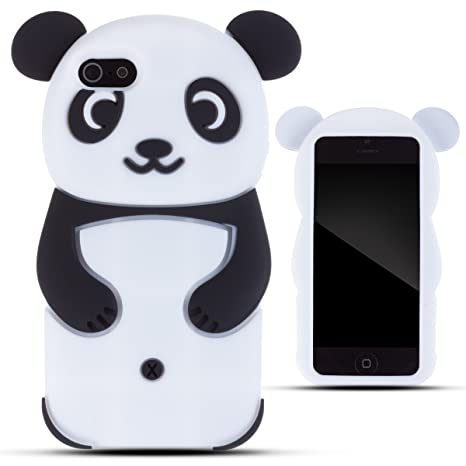 custodia apple iphone 5c panda